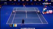Roger Federer - Top 10 Genius Wrongfooting Opponents