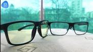 Очила, които ви помагат при дългите часове пред монитора.