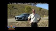 2008 Audi R8 - Pt. 1 Exclusive with Audi Nas Top Kick - Audi