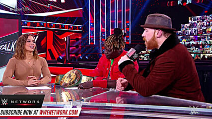 Sheamus reflects on teaming with Drew McIntyre: Raw Talk, Nov. 30, 2020