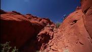 Невероятни байк умения , върху скалите убийци