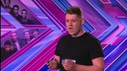 Michael Rice sings Whitney Houston's I Look To You - The X Factor Uk 2014