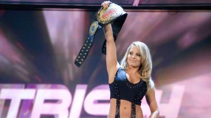 Trish Stratus' seven Women's Championship victories: WWE Milestones