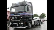 Mb Actros Truck`s