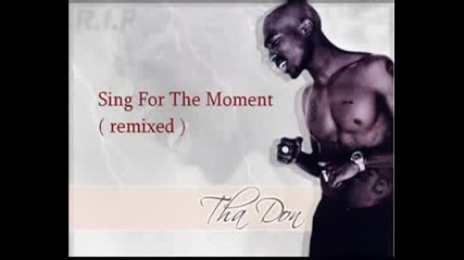 2pac Ft Eminem - Sing For The Moment (remix).avi
