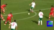 23.05.14 Приятелска среща между България и Канада завършила 1:1- Всички голове и положения