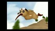 Птиче Киви Се Мъчи Да Лети - Pixar