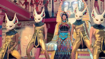 Katy Perry feat. Juicy J - Dark Horse ( Official High Quality )