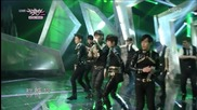 D M T N - Safety Zone [ Music Bank 08.02.2013 ]