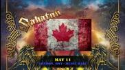Sabaton - Carolus Rex (official album track)