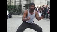 Наистина Супер уличен танцьор!