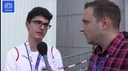 Интервю с cr3aton от Lol отбора на Alternate - Afk Tv на Gamescom 2013
