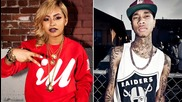 Tyga feat. Honey Cocaine - King Companey( Well Done 3 )2012