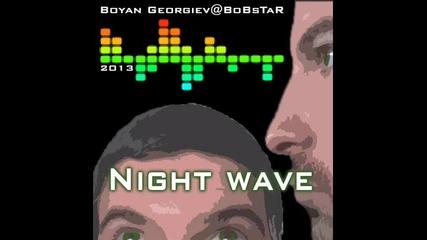 Boyan Georgiev@bobstar - Night wave (2011)