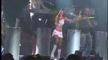 Anahi - Probadita De Mi ! Live