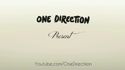 One Direction - One Thing ( Lyrics + Pictures )