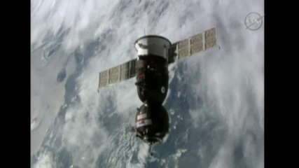 ISS: Expedition 49-50 successfully docks to International Space Station