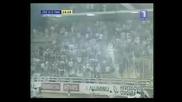 Zrinjski - Partizan - Neredi i tuca na stadionu u Mostaru
