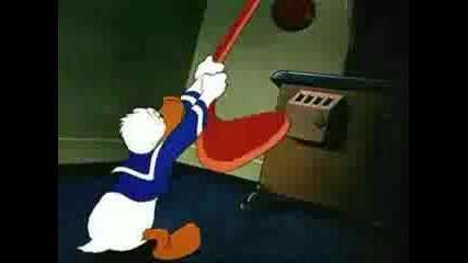 Donald Duck - Three For Breakfast