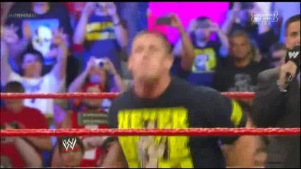 Райбак Срещу.. Джон Сина [част 1] - Extreme Rules 2013