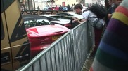 Gumball 3000 Riga Some Raw footage