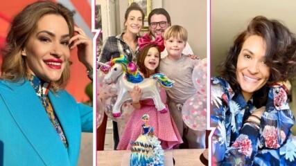 Има и такива истории: Теди Велинова за споделеното родителство и общата цел след раздялата
