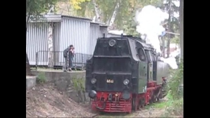 Парен локомотив 46.03/steam locomotive Bdz class 46