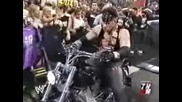 Wwe - Raw 2002 - Jeff Hardy Vs.undertaker