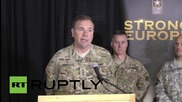 Germany: US-led regional forces training exercises kick-off in Hohenfels