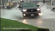 Наводнение в Марион, Илинойс 28.8.2014