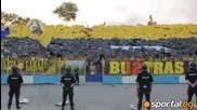 3000 феноменални фена на Ботев превзеха Гей арена