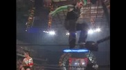 Jeff Hardy Vs. Brock Lesnar