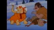 Кро - Детски сериен анимационен филм Бг Аудио, Снежен проблем