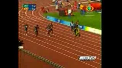 ! Юсейн Болт с рекорд и на 200м