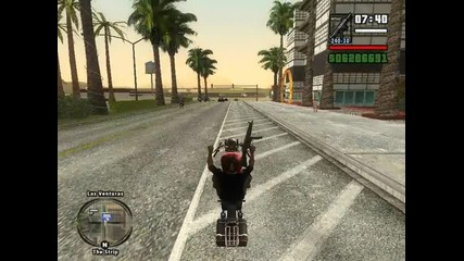 My Gameplay in Gta San Andreas