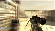 Modern Warfare 2 - Quickscoping Tutorial Part 1 by Snipinator (mw2 Gameplay - Comme