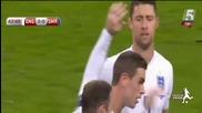 Англия 5:0 Сан Марино ( квалификация за Европейско първенство 2016 ) ( 09/10/2014 )