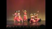 Odissi Mangala Charan by Jyoti Rout