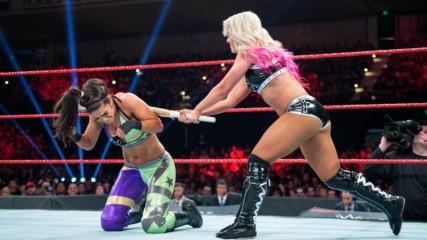 Alexa Bliss vs. Bayley: WWE Extreme Rules 2017 (Full Match)