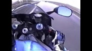 Да караш мотор с 300 и да те изпреварят с 360 на задна гума