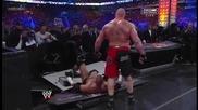Wrestlemania 29 Brock Lesnar vs Triple H