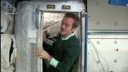 Как да спим в космоса