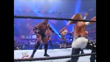 Wwe Survivor Series 2005_ Team Raw vs Team Smackdown