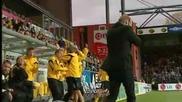 Вижте как бъдещия съперник на Левски Лацио губи от Елфсборг
