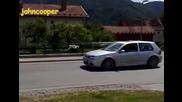 Звeрски Старт - Vw Golf R32 Turbo