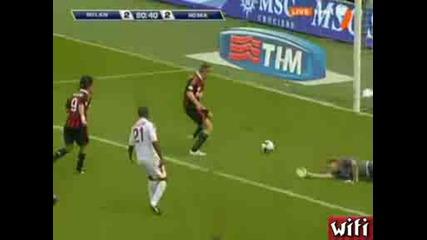 Милан - Рома 2:3