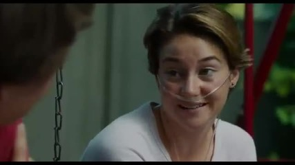 The Fault in Our Stars - Tv spot 2 (с бг превод)