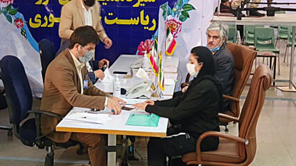Iran: Presidential candidates register for upcoming elections in Tehran