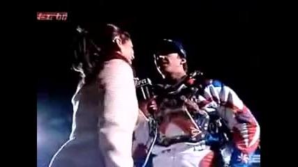 - Robbie Madison Скача с Кросов Мотор 91.44 метра (300 feet)