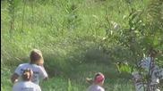 Лятно тичане в Уелдънския парк 2.8.2014